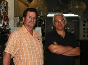 The Craftsmen At Restoration Lighting Gallery