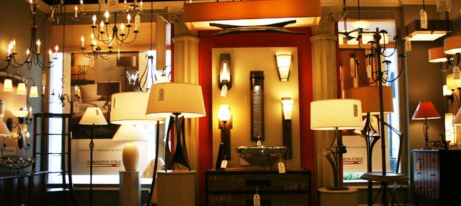 Hubbardton Forge Display