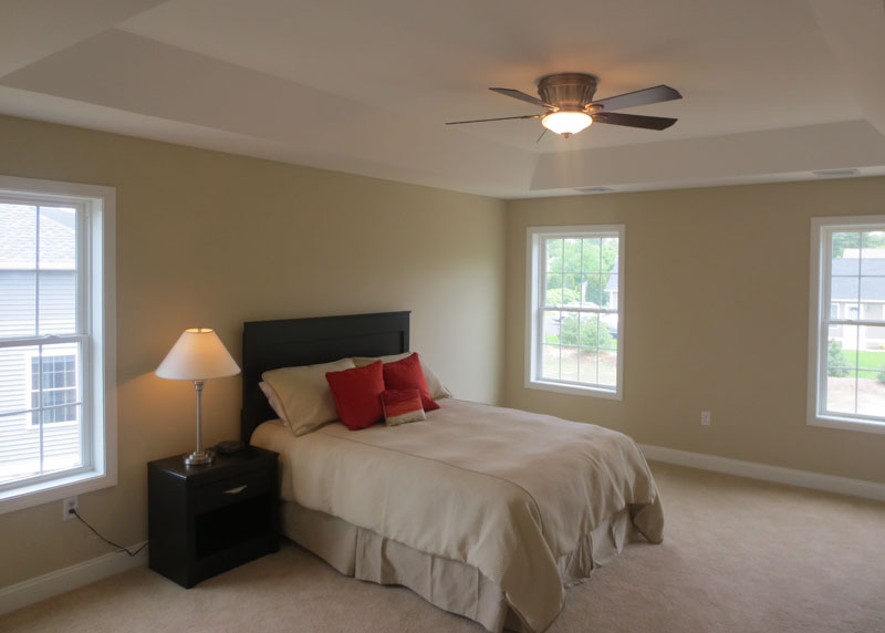 Project Home - Ceiling Fan & Table Lamp