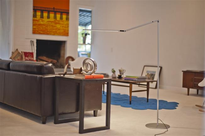 Koncept Lighting Z Bar Floor Lamp