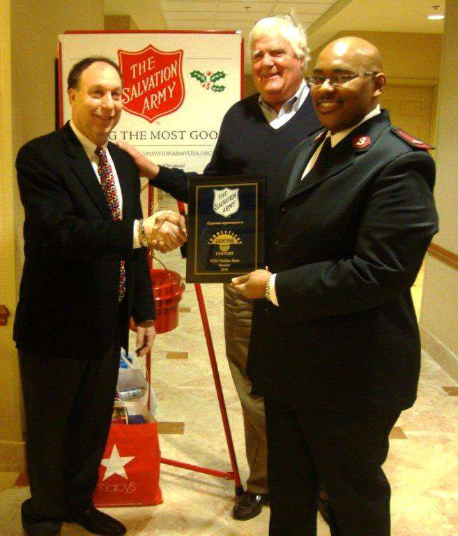 Director_Salvation Army Holiday Store 2011