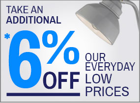 Take An Extra *6% Off  sc 1 st  Connecticut Lighting Centers & Lighting Promotions | Showroom Savings u0026 Coupons | CT Lighting Centers