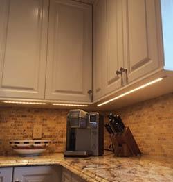 Kitchen & Bathroom Lighting Services | CT Lighting Centers