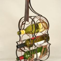 Holiday gift ideas ct lighting - Cello wine rack ...