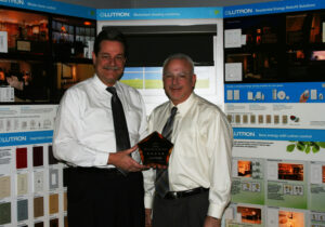 Connecticut Lighting Centers Receives Prestigious Award For Lighting Excellence