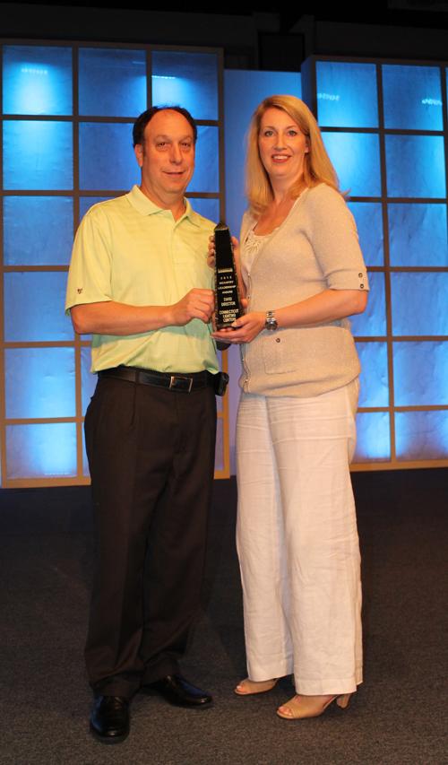 David Director Wins Residential Lighting Award