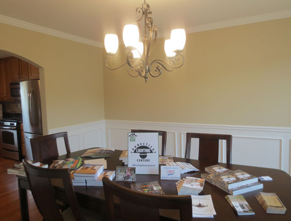 Project Home - Dining Room Chandelier