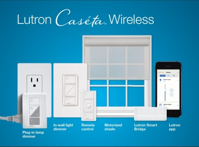 Lutron Caseta Wireless Smart Lighting In Wall Dimmer