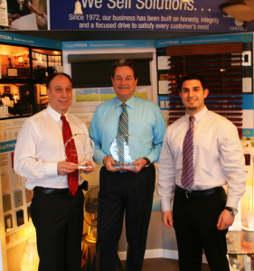 Ct Lighting Recognized For Showroom Excellence By Industry