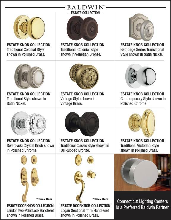 Decorative Hardware Brochure | Explore Bath, Cabinet & Door Products ...