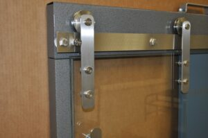 Goldberg Brothers Stainless Steel Barn Door Track Hardware