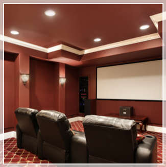 Home Theater Lighting Automation Ct