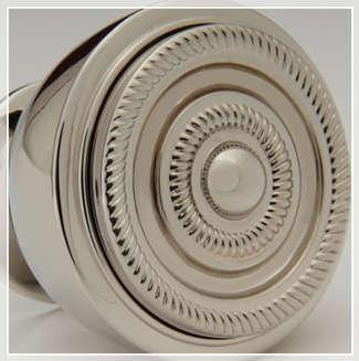 Water Street Brass cabinet knob