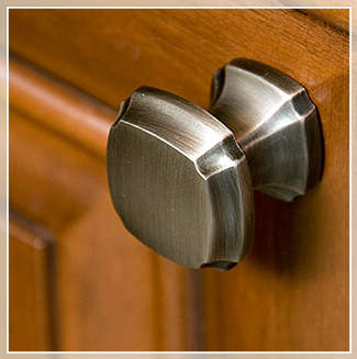 Schaub cabinet knob